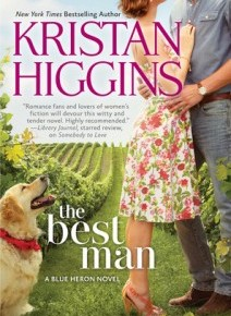 The Best Man  by: Kristan Higgins