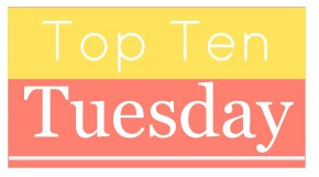 Top Ten Tuesday: Blogger Confessions