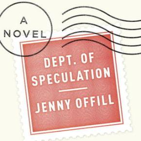 Dept. of Speculation  by JennyOffill