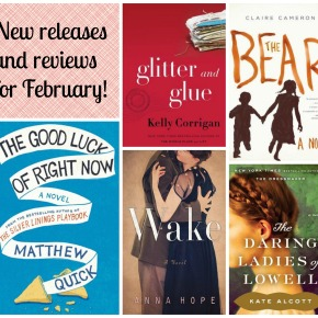 New releases and reviews for February