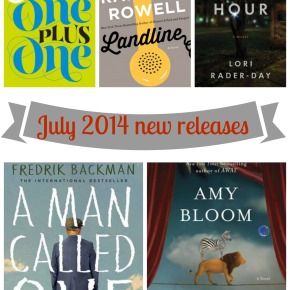 July 2014 New Releases…Get Your TBR ListReady!