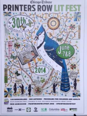 Printers Row Lit Fest : 30thAnniversary