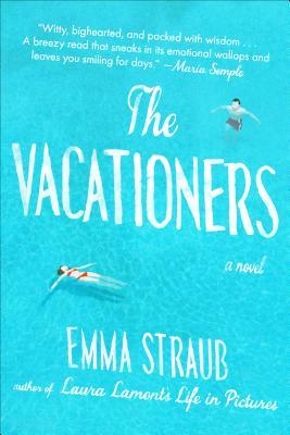 The Vacationers  by EmmaStraub