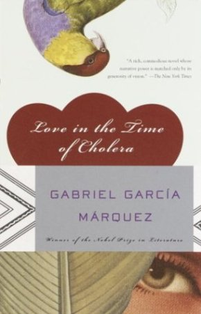 Conquering the Classics: Love in the Time of Cholera  by Gabriel GarciaMarquez