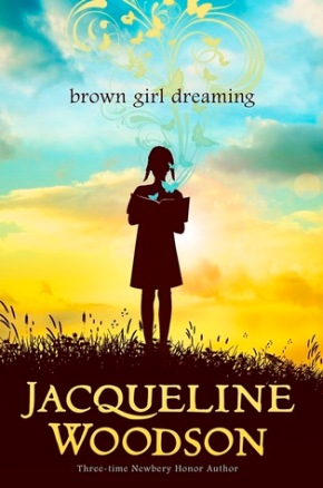 #Diversiverse with Brown Girl Dreaming by JacquelineWoodson