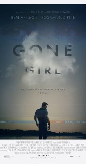 Books to Movies: Gone Girl by Gillian Flynn