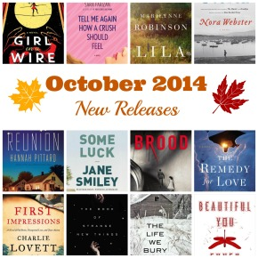 It's October!! Get Your TBR List Ready!