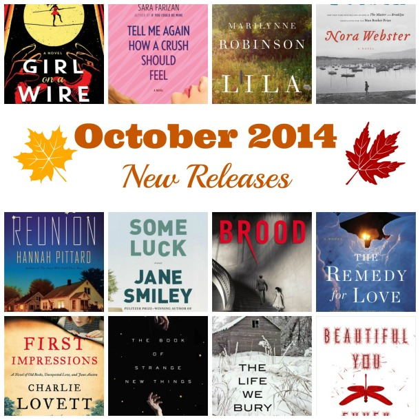 october 2014 new releases