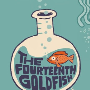 The Fourteenth Goldfish  by Jennifer L. Holm