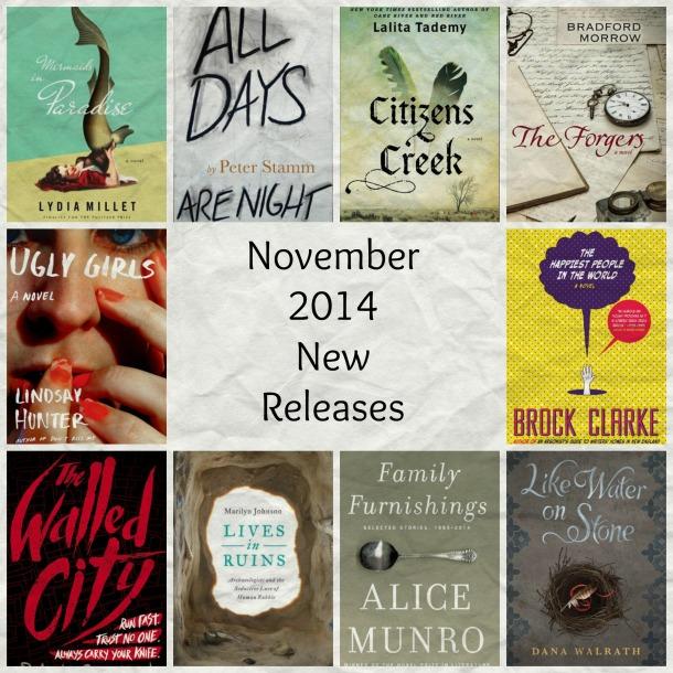November 2014 releases