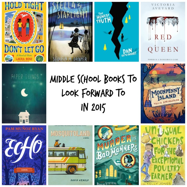 middle grade books for 2015