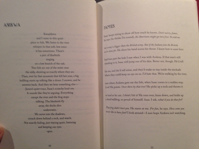 The Crossover Poems