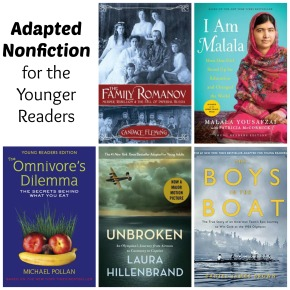 Are Adapted Nonfiction Books Only For Younger Readers? I ThinkNot!