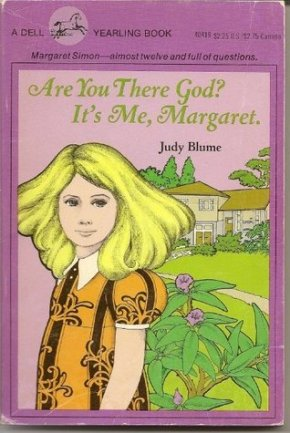 #BlumeALong With Are You There God? It's Me,Margaret.