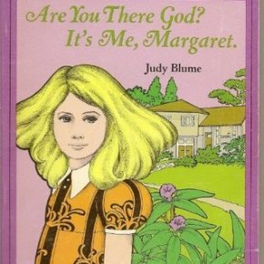 #BlumeALong With Are You There God? It's Me, Margaret.