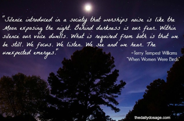 moon night quote