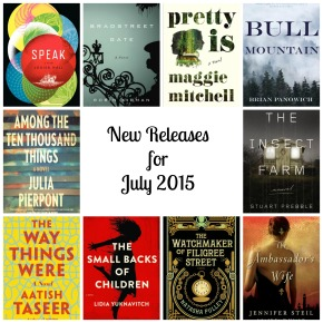 It's July 2015. Get Your TBR ListReady!