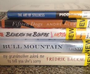 It's Monday, July 27th, 2015. What Are YouReading?