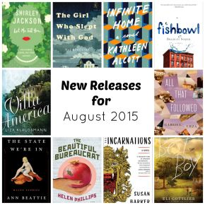 It's August 2015. Get Your TBR ListReady!