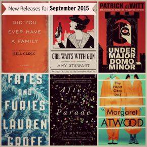 It's September 2015. Get Your TBR ListReady!