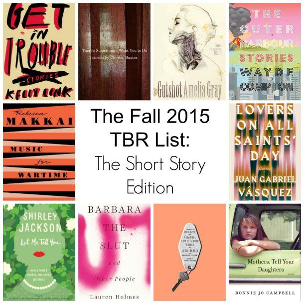 Fall 2015 TBR Shorts