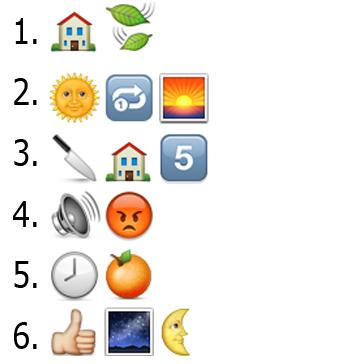 emoji book titles 2