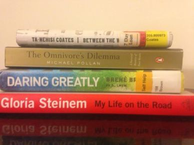 Nonfiction Nov stack