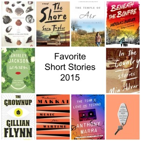 Favorite Short Stories of2015