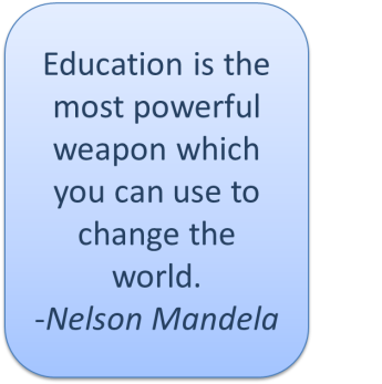 Nelson Mandela teachers