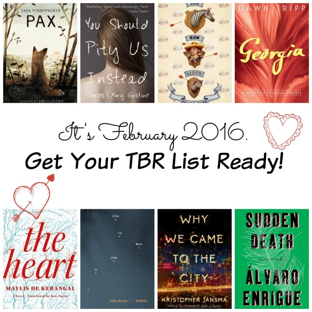 Feb 2016 tbr collage