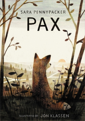 Pax  by SaraPennypacker