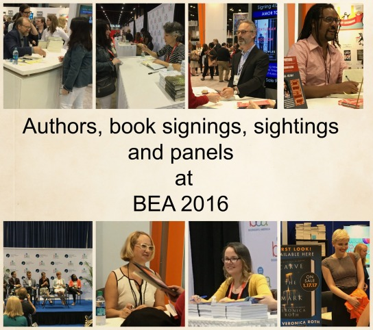 Authors BEA 2016