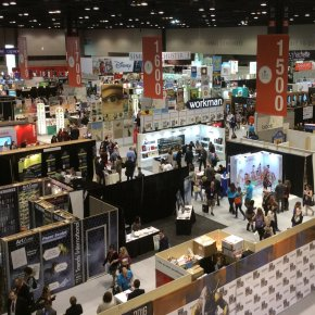 BookExpo America – Part 3: Books Not on My Radar, Publishers and Bookish Goodies