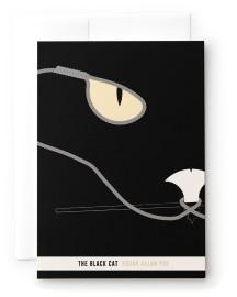 the black cat poe short