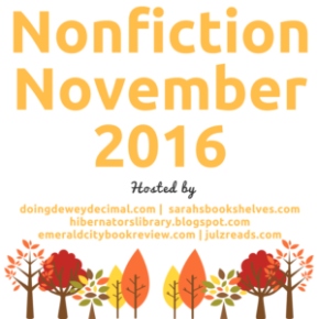 Nonfiction November: My year