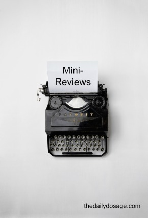 Mini Reviews: Historical Fiction