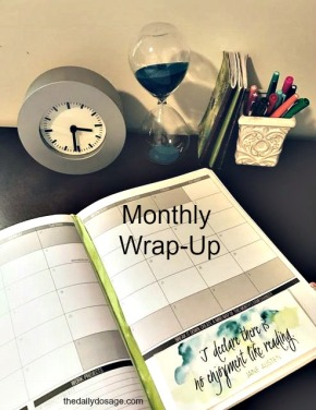 Monthly Wrap-Up: March 2017